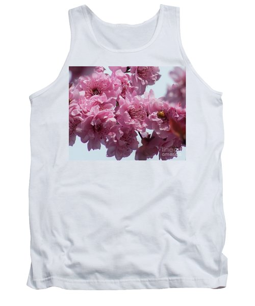 Tank Top featuring the photograph Lady Bug by Victor K