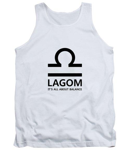 Lagom - Balance Tank Top