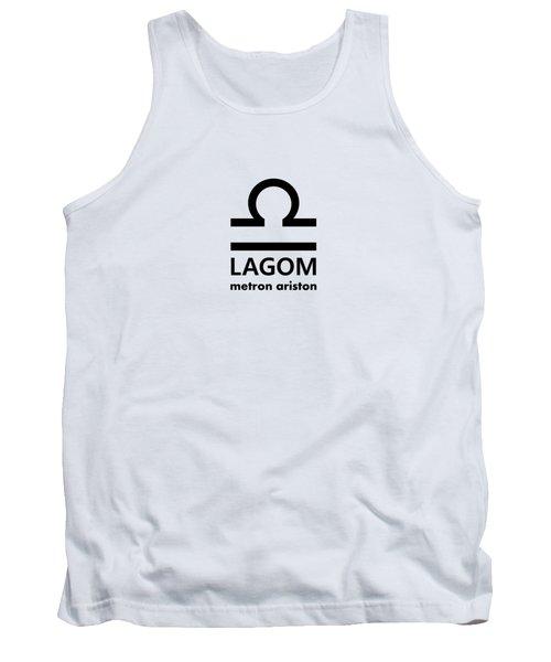 Lagom - Metron Ariston Tank Top