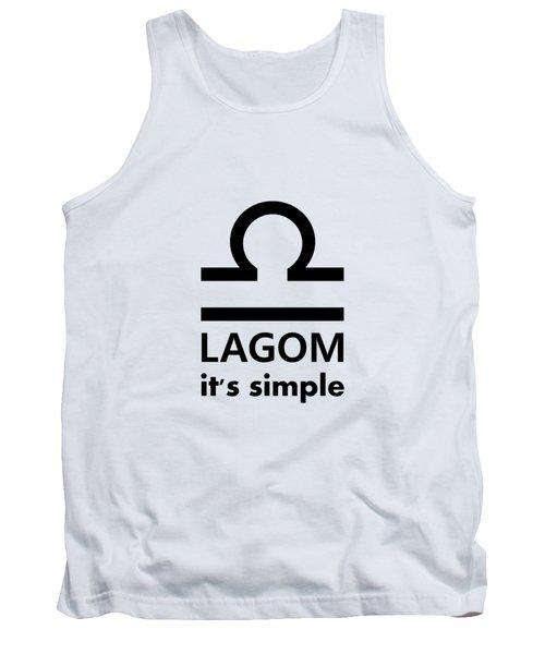 Lagom - Simple Tank Top