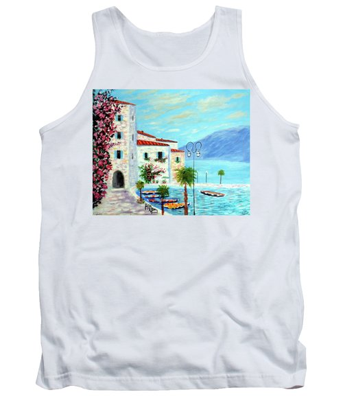 Lake Garda Bliss Tank Top