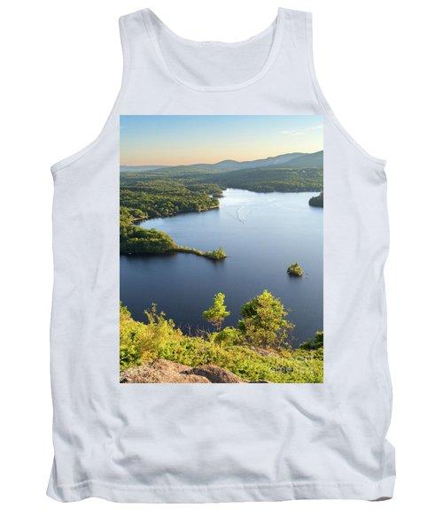Lake Megunticook, Camden, Maine  -43960-43962 Tank Top
