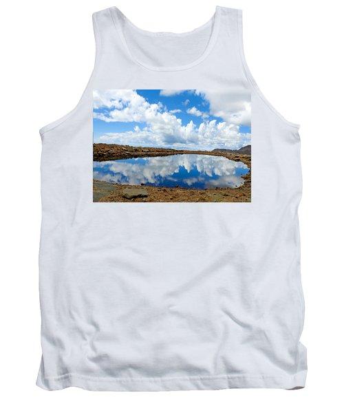 Lake Of The Sky Tank Top