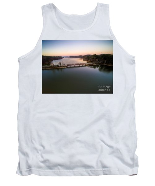 Lake Purdy At Grants Mill Tank Top