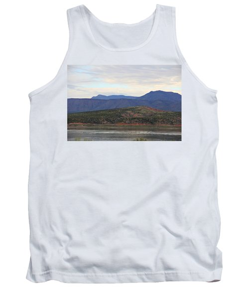 Lake Roosevelt 1 Tank Top