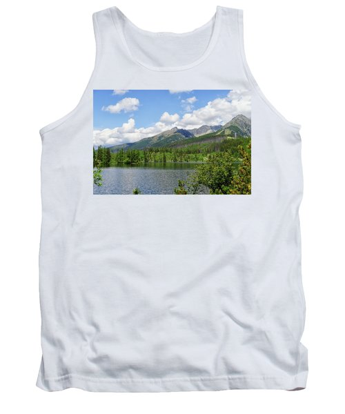 Lake Shtrbske  Tank Top