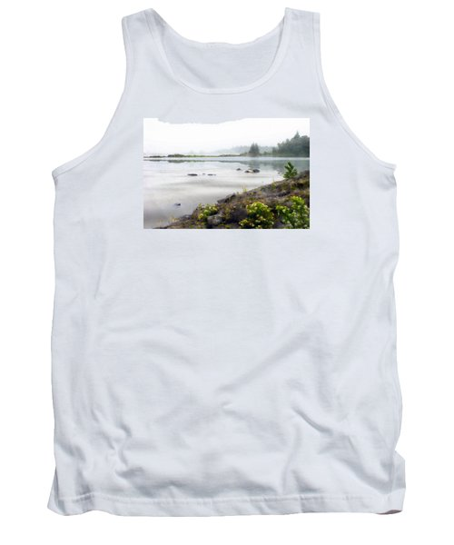 Lake Superior Tank Top by Ed Hall