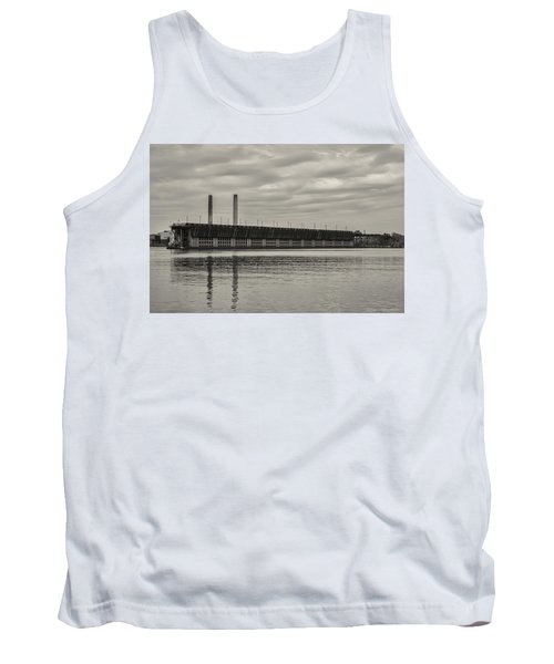 Lake Superior Oar Dock Tank Top