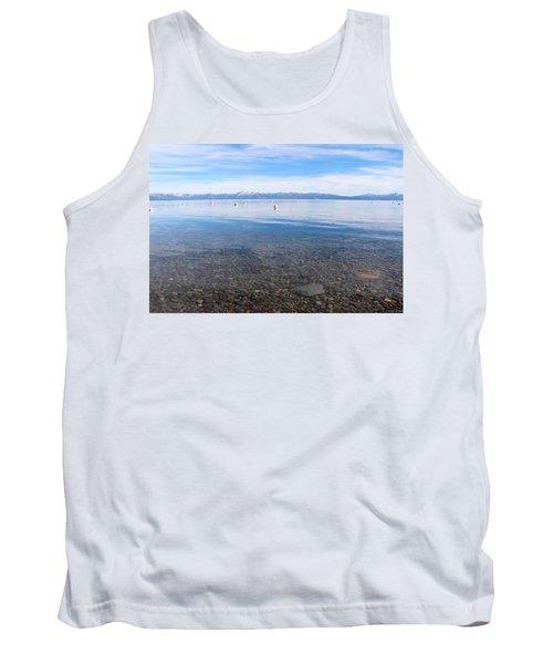 Lake Tahoe Tank Top