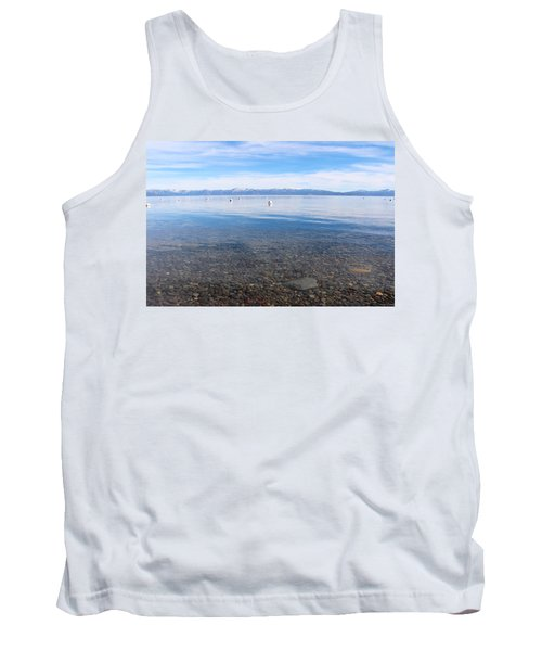 Lake Tahoe Tank Top