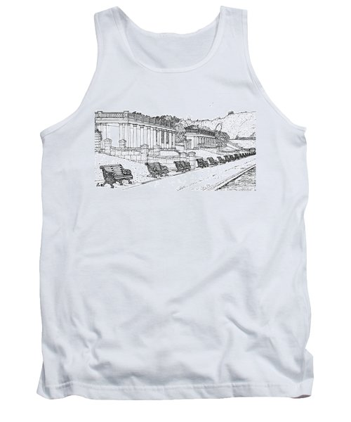 Lakeside. Barry Tank Top