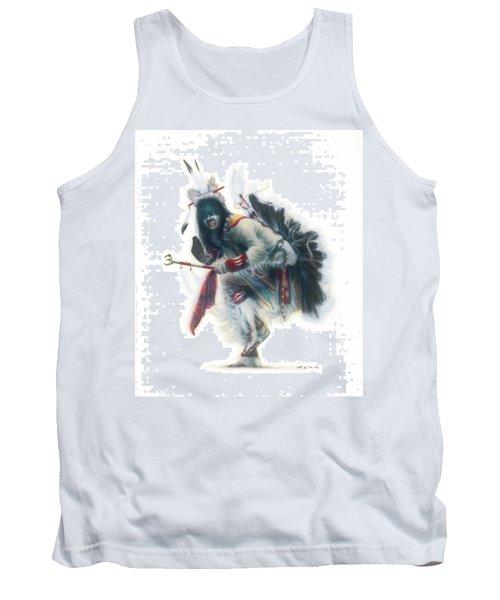 Lakota Dancer Tank Top