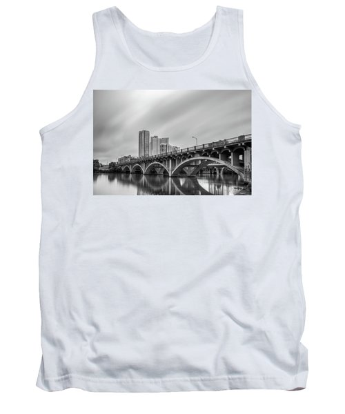 Lamar Bridge In Austin, Texas Tank Top