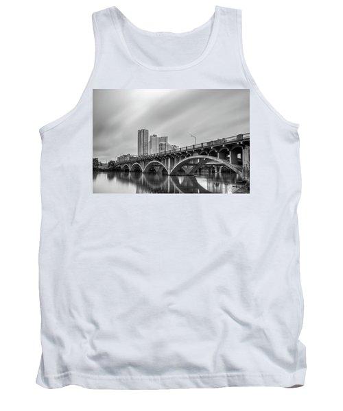 Lamar Bridge In Austin, Texas Tank Top