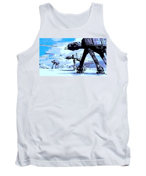 Land Battle Tank Top