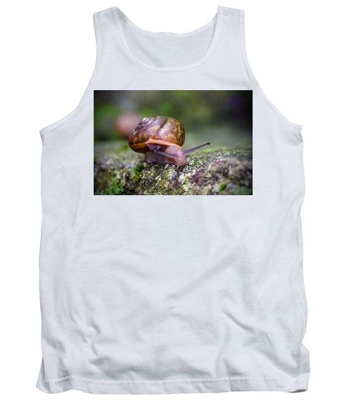 Land Snail II Tank Top