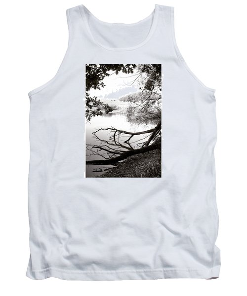 #landscape #lake  #mothernature Tank Top