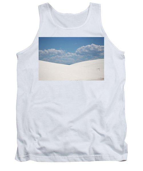 Landscapes Of White Sands 11 Tank Top