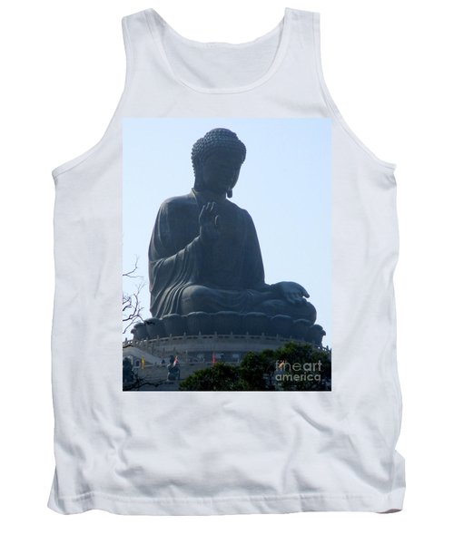 Tank Top featuring the photograph Lantau Island 49 by Randall Weidner