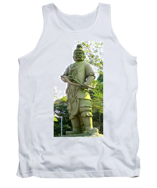 Tank Top featuring the photograph Lantau Island 52 by Randall Weidner