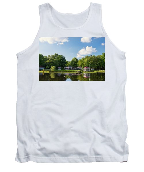 Larry Buckner - King George Tank Top