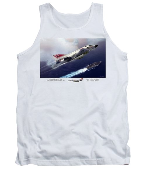 Last Dance With Sara Tank Top by Peter Chilelli