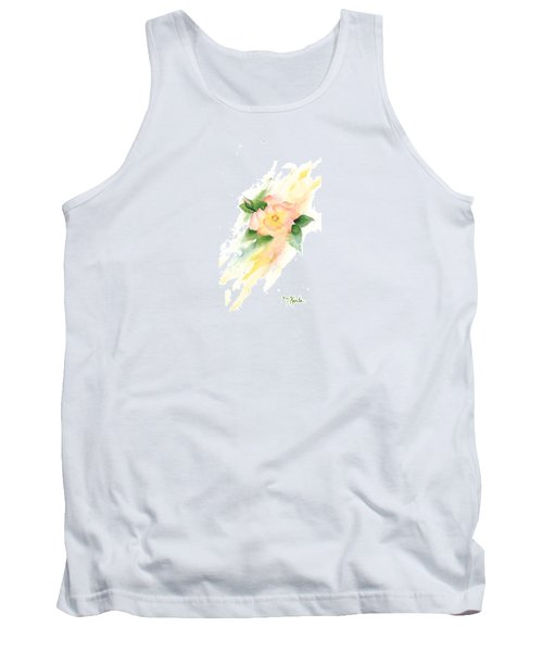 Last Rose Of Summer Tank Top