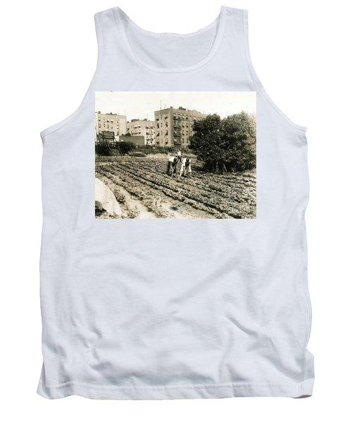 Last Working Farm In Manhattan Tank Top