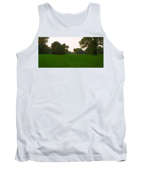 Late Afternoon In The Park Tank Top