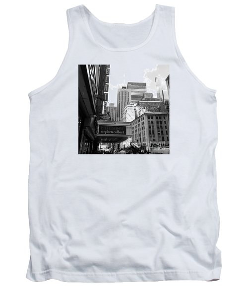 Late Show Nyc Tank Top by Shelley Overton