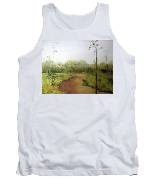 Late Summer Walk Tank Top
