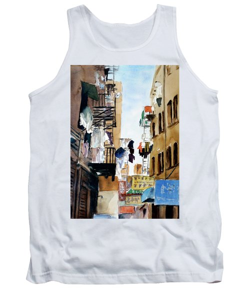 Laundry Day Tank Top by Tom Simmons