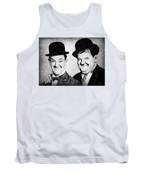 Laurel And Hardy My Pal Tank Top