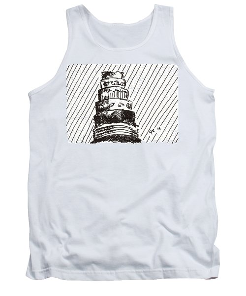 Layer Cake 1 2015 - Aceo Tank Top
