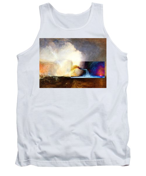 Layered 1 Turner Tank Top by David Bridburg