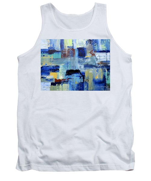 Layers Of Color Tank Top