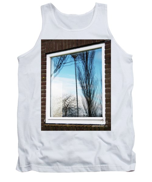 Layers Of Reality Tank Top