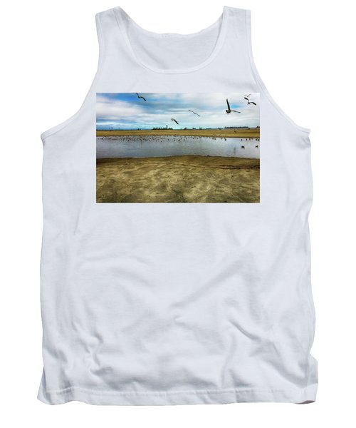 Lb Seagull Pond Tank Top