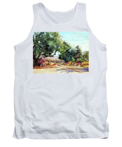 Lbj Grasslands Tx Tank Top