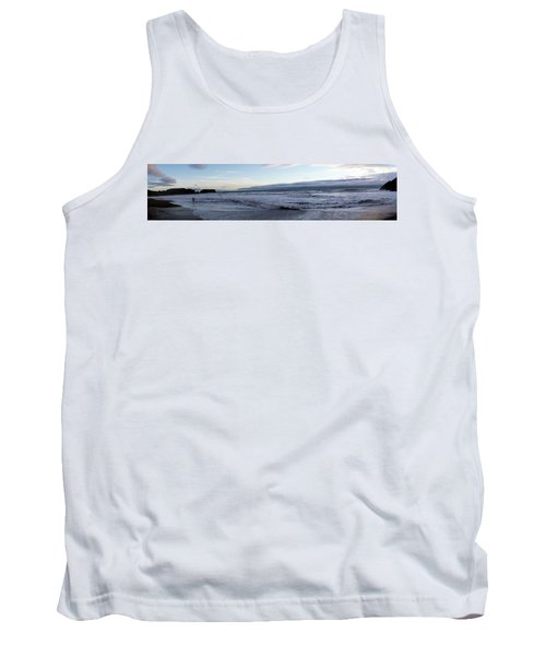 Leading Edge Tank Top by Michael Courtney