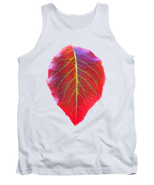 Leaf Of Autumn Tank Top