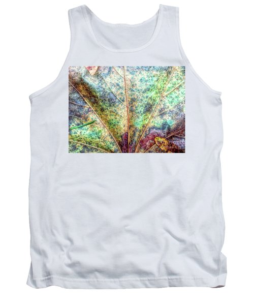 Leaf Terrain Tank Top by Todd Breitling