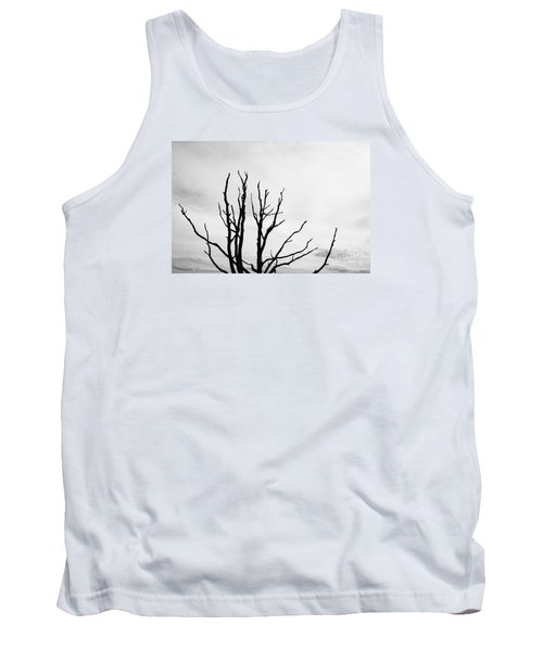 Leafless Tree Tank Top