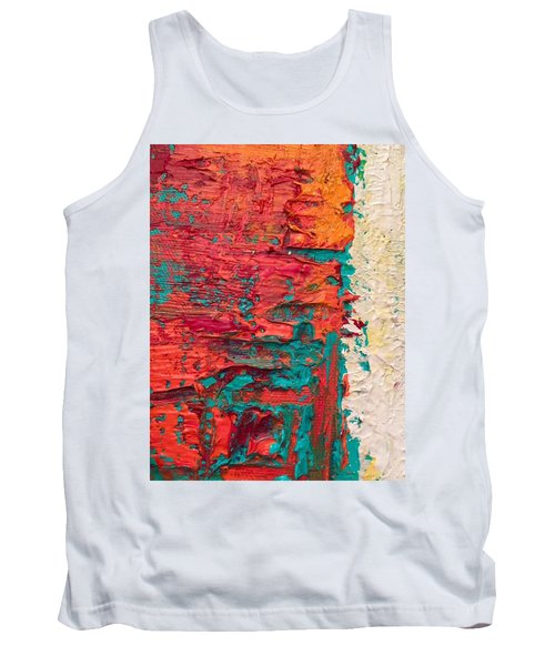 Learning Curve One Tank Top by Heather Roddy