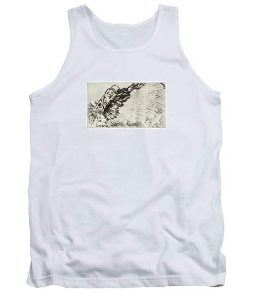Learning To Love Rats More #1 Tank Top