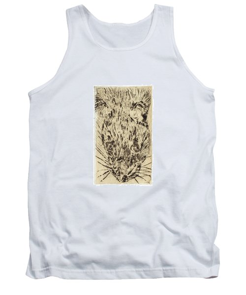 Learning To Love Rats More #2 Tank Top