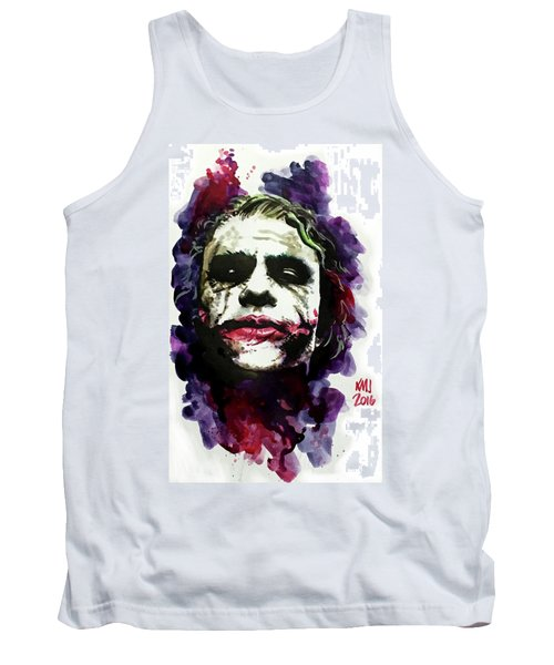 Ledgerjoker Tank Top