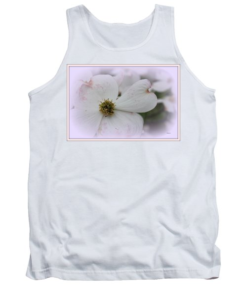 Legend Of The Dogwood Tank Top
