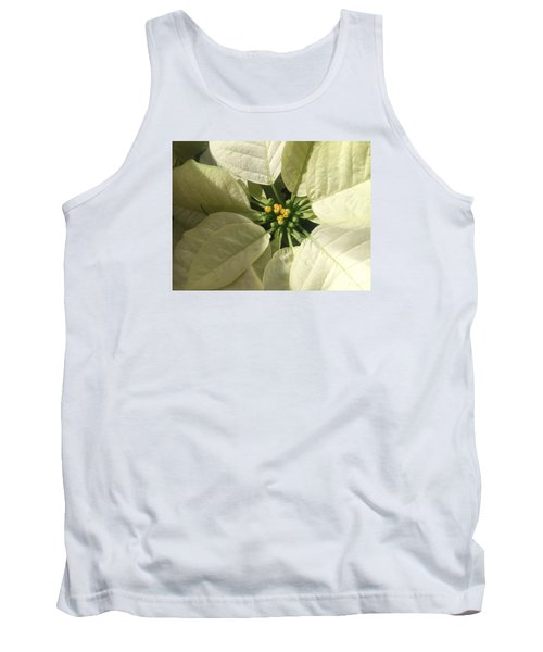 Legend Of The Poinsettia  Tank Top