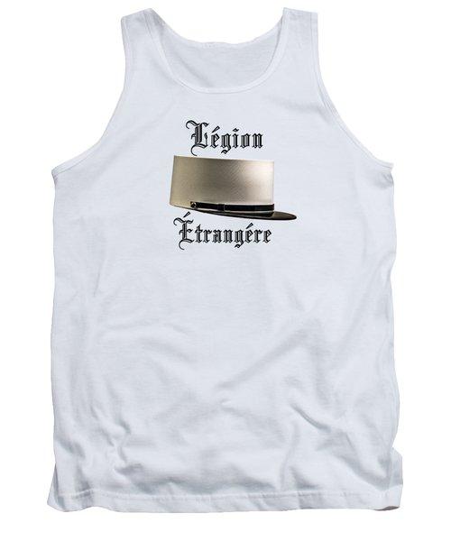 Legion Etrangere_transparent Tank Top
